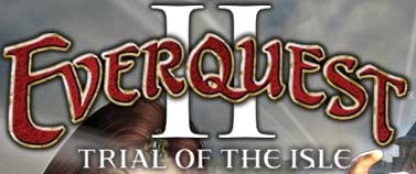 Everquest II: Trial of the Isle logo