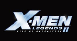 X-Men Legends II: Rise of Apocalypse logo