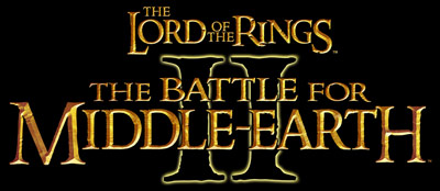 The Lord of the Rings - The Battle for Middle-Earth II logo